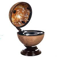 Глобус-Бар напольный Lefard 50х33х38 см 10504-005, фото 1
