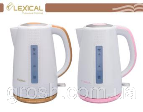 Электрочайник Lexical LEK-1401