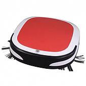 Робот-пылесос WY-502 красно-белый