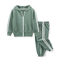 Костюм детский 2 в 1 Темп, зелёный 27 KIDS (90)
