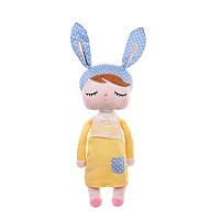 Мягкая кукла Angela Yellow, 34 см Metoys