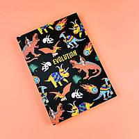 Скетчбук А5 130 страниц Evolution в твердой обложке