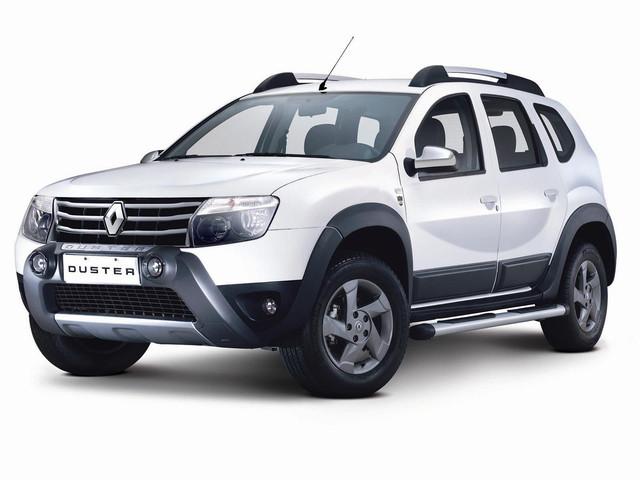 Renault Duster 2010-2017