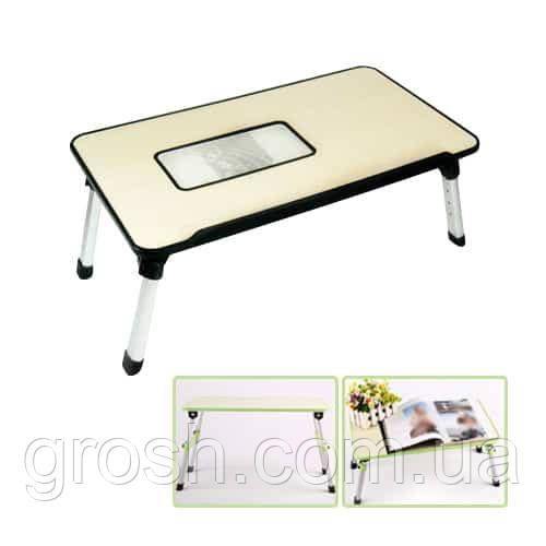 Подставка для ноутбука c кулером Laptop E-table