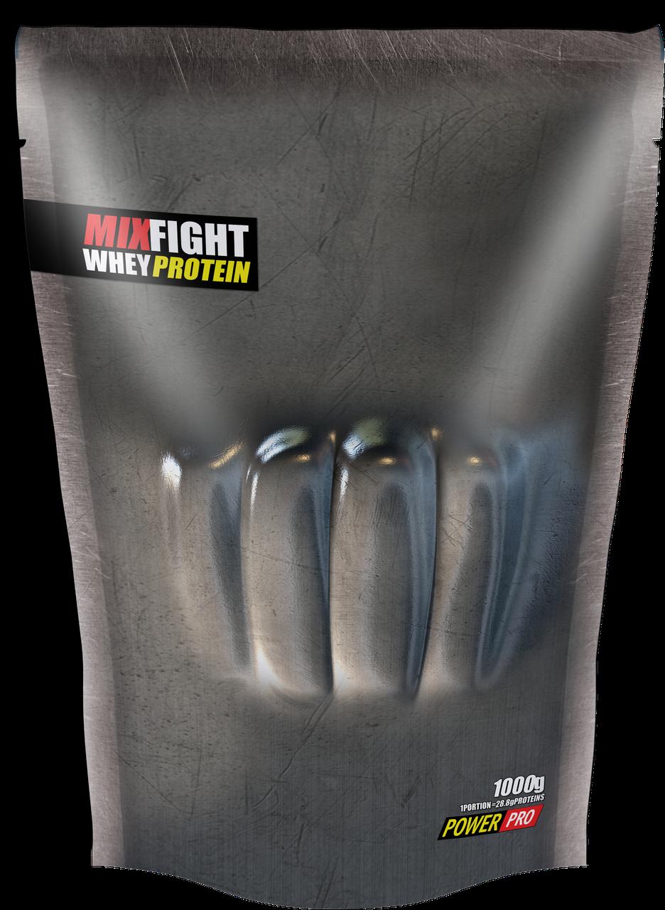 Power Pro MixFight protein 1 кг вершково-горіховий