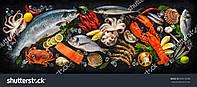 Услуги копирайтера для сайта морепродуктов