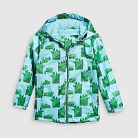 Уценка (дефекты)! Куртка для мальчика Крокодил Jumping Beans (2 года)