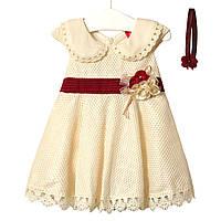 Платье для девочки Венеция Zoe Flower (3-6 мес)