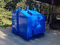 Твердотопливный котел промышленного назначения Idmar KW-GSN мощностью 150 кВт, фото 3