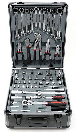 Набор инструментов Kraft 188 елементов, фото 2
