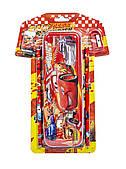 Канцелярский набор с пеналом 5 предметов любимые герои Молния МакКвин