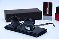 Мужские солнцезащитные круглые очки Matrix 8343 с24