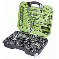 Набор инструментов в чемодане предметов 218. Alloid