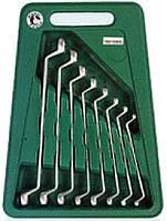 Инструмент HANS. Набор ключей накидных 8 пр.     (16018MB)