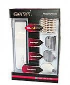 Стайлер машинка для стрижки волос 4 в 1 бритва триммер Gemei Gm-586