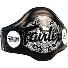 Защита корпуса Fairtex BPV2  черный