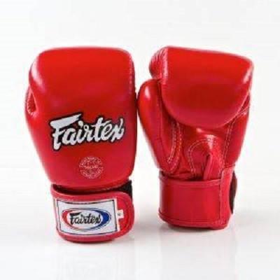 Боксерские перчатки FAIRTEX BGV1-red 12 унций, фото 2