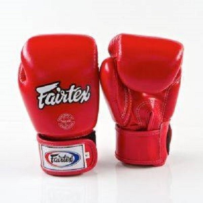 Боксерские перчатки FAIRTEX BGV1-red 14 унций