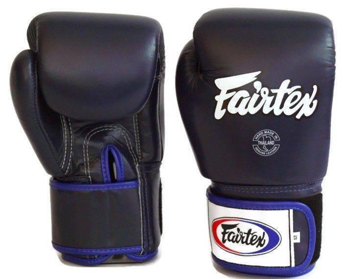 Боксерские перчатки FAIRTEX BGV1-bl 14 унций