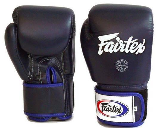 Боксерские перчатки FAIRTEX BGV1-bl 14 унций, фото 2