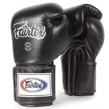 Боксерские перчатки FAIRTEX BGV5-blk 16 унций