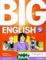Herrera Mario Big English 5 Pupil`s. Book and MyLab Pack. Printed Access Code