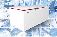 Морозильный ларь JUKA M 1000 Z с глухой крышкой для больших складских помещений