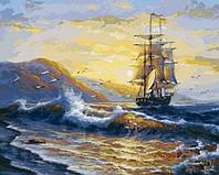 Картина по Номерам Шторм