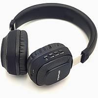 Беспроводные наушники с микрофоном Bluetooth гарнитура AWEI A760BL черные, фото 1