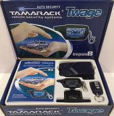 Автосигнализация многофункциональная с 2х сторонней связью Tamarack Twage B9