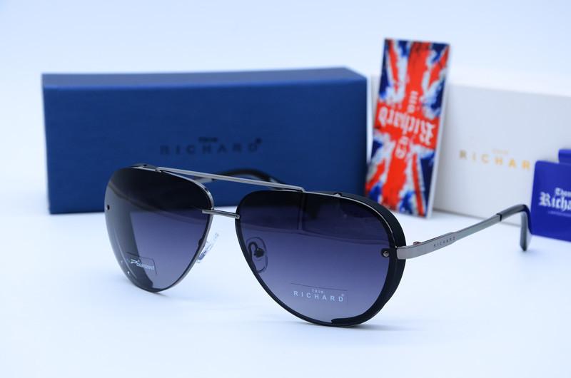 Мужские солнцезащитные очки Авиатор Thom Richard 9031 с02-G7
