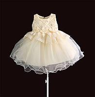 Платье для девочки Жемчужинка Zoe Flower (12 мес)