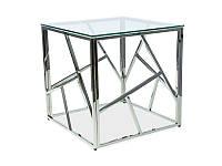 Журнальный стол Signal Мебель Escada B Прозрачный ESCADABS, КОД: 1553293