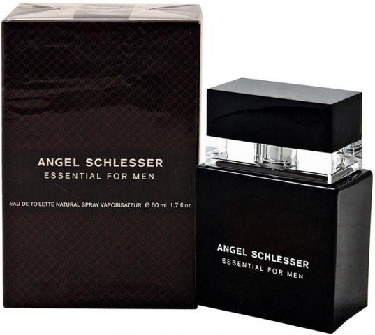 Angel Schlesser Essential For Men туалетная вода 100 ml. (Ангел Шлессер Эссенциал Фор Мен)