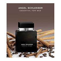 Angel Schlesser Essential For Men туалетная вода 100 ml. (Ангел Шлессер Эссенциал Фор Мен), фото 3