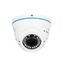 Видеокамера AHD купольная Tecsar AHDD-2M-20F-out