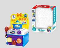 Кухня детская Звуковые эффекты Разноцветный 2-818-80-73635, КОД: 960566