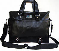 Стильная вместительная сумка-портфель Riefel. Сумка для документов, ноутбука. Высокое качество. Код: КЕ188, фото 1