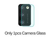 Захисна плівка на камеру Samsung A51 повна проклейка, фото 2