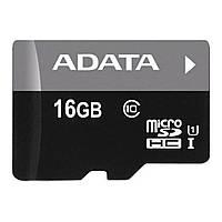 Карта памяти Adata MicroSDHC 16GB UHS-I Class 10 card only 3562-9906, КОД: 1587191