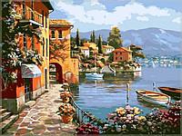 Картина по Номерам Морской Городок