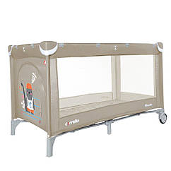 Дитячий манеж Carrello Piccolo CRL-9203/1 Sand Beige