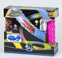 Детский гоночный трек Small Toys FYD 1901 светится в темноте 218 деталей 2-77388, КОД: 1249106