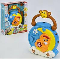 Проектор-ночник JC Toys Мишка на луне FS-35814 Разноцветный 2-FS-35814-68585, КОД: 1075728