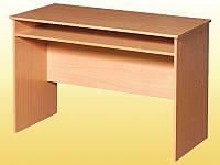 Стол письменный, с полкой — 1200х600х750 мм