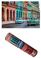 """Фотообои """"Гавана"""" Melinera 368х254см Разноцветный"""