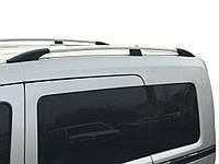 Рейлинги Хром с пласт. концевиками Opel Combo (2002-2012)