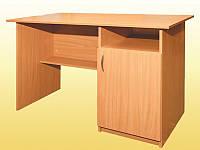 Стол письменный, 1-дверный, тумба справа — 1200х600х750 мм