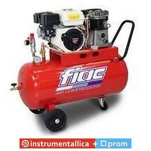 Компрессор поршневой S 100-360 с двигателем HONDA 1121440848 Fiac