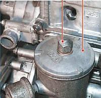 Замена масла в двигателе и маслянного фильтра на двигателях ЗМЗ-4025 и ЗМЗ-4026